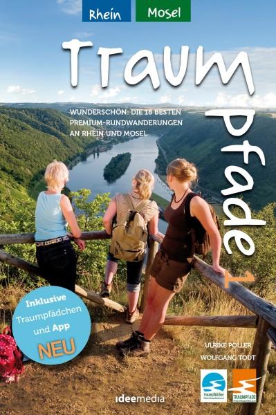 Traumpfade & Traumpfädchen Pocket 1 Rhein und Mosel