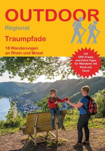 Outdoor Regional 456 - Traumpfade an Rhein und Mosel