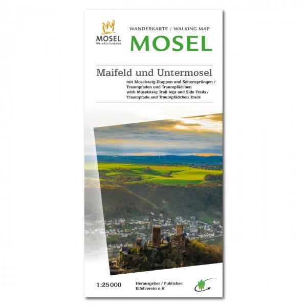 Freizeitkarte 'Mosel' Maifeld und Untermosel (1:25.000)